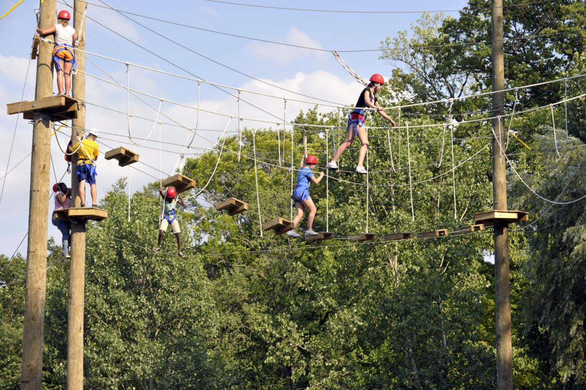 TEAMBUILDING ADVENTURE PROGRAMS | Hiram House Camp
